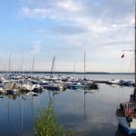Hafen Geierwalder See