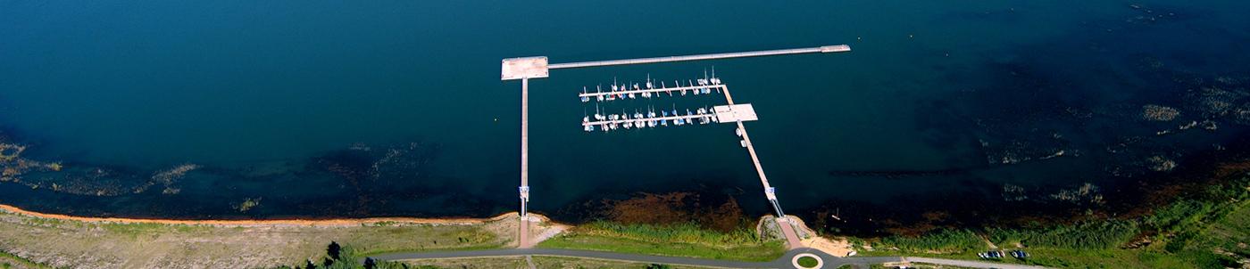 Zweckverband Lausitzer Seeland Sachsen - Hafen Bärwälder See